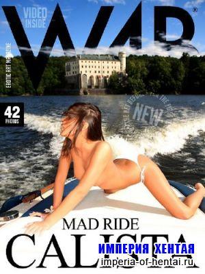 Фотосет W4B: Calista - Mad ride