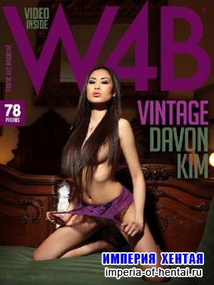 Пикантные фотки Davon Kim - Vintage (Watch 4 Beauty)