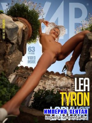 Фотосет W4B: Lea Tyron - Ladyhat