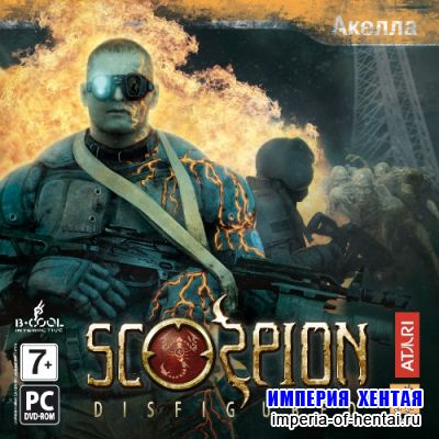 Scorpion: Disfigured (2009/RUS/RePack)